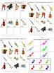 Music Cut and Paste Worksheets, Special Education, Preschool, Kindergarten