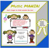 Music Mania Interactive PPT