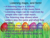 Music Map and ABA Form