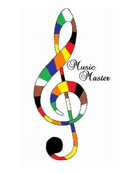 Music Master Game - Individual