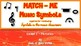 Music Match Me Bundle
