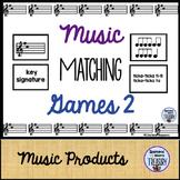 Music Matching Games 2