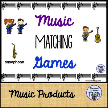 Music Matching Games