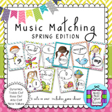 Music Matching Spring Edition #musicisessential