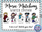 Music Matching Winter Edition #musiccrewJANevents