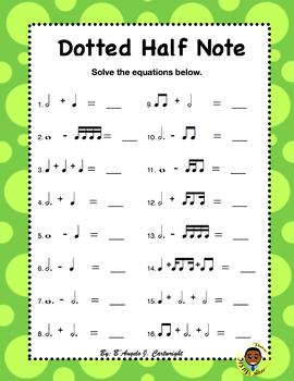 Music Math (Bundle)