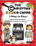 Music Math: Christmas Cookie Caper