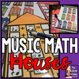 Music Math Houses -Music Workstation