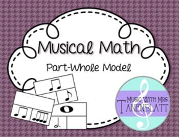 Music Math: Part Whole Relationship