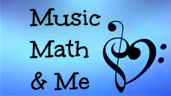 "Music Math ""Reading Rhythm"" Lesson #1 ~ Perfect for the Common Core!"