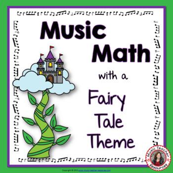 Music Math with a Fairy Tale Theme