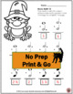 Halloween Music Activities: 24 Music Math Worksheets