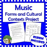 Music Matters Project - research