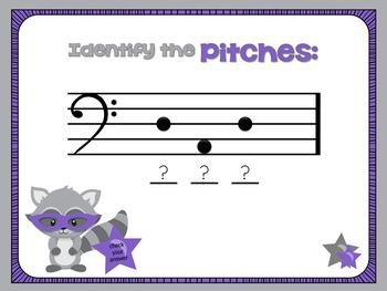Music Mayhem Mini-Bundle: Treblemaker and Bass Bandit - Note Name/Spelling Games
