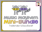 Music Mayhem Mini-Bundle: Treblemaker and Bass Bandit - No