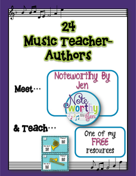 Music Meet and Teach Free E-Book