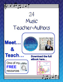 Music Meet and Teach Free eBook