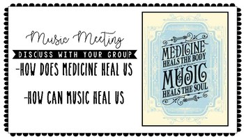 Music Meeting Prompts