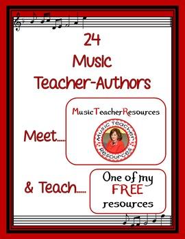 Music Meet and Teach Freebie