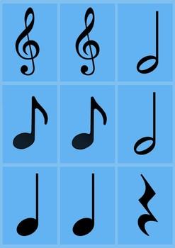 Music Memory Game