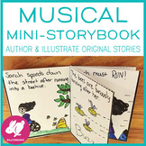 Writing Project: Author and Illustrate a Mini Book based on Classical Music