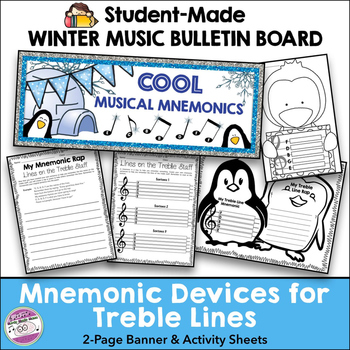 Winter Music Bulletin Boards Worksheets Teaching Resources Tpt