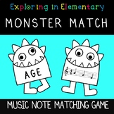 Music Monster Match - FULL EDITION - Music Centres, Independent/Partner Practice