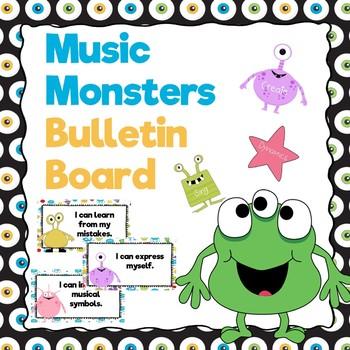 Monster Music Bulletin Board