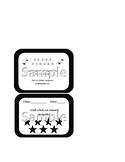 Music Motivators Black and White Polka Dots