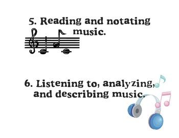 Music National Standards