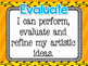 Music National Standards Bulletin Board -Construction Theme