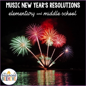 Music New Year's Resolutions