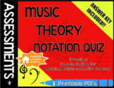 Music Notation Quiz