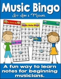 Music Note Bingo