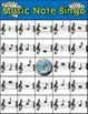 Music Note Bingo