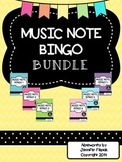 Music Note Bingo Bundle