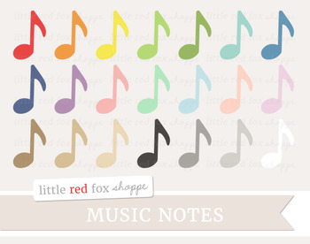 Music Note Clipart; Musical, Piano