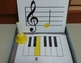 Music Note Flash Cards