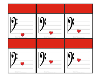 Music Note Heart Attack Game
