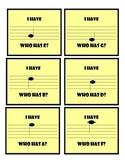 Music Note Naming Game