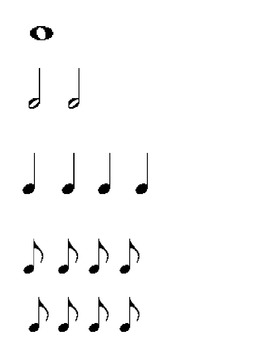 Music Note Organizer