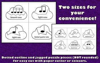 Music Note Puzzle