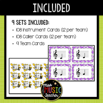 Music Note SPLAT - Treble Clef Level 1