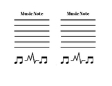 Music Note- Template