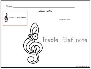 Music Notes | Music Symbols