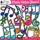 Music Notes Clip Art: Rhythm, Notation, & Symbol Graphics 1 {Glitter Meets Glue}