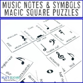 Music Notes and Rests Worksheet Alternatives, Centers, or Games
