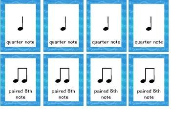 Music Old Maid - Rhythms