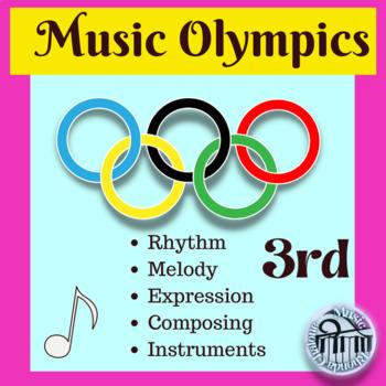 Music Olympics Grade 3