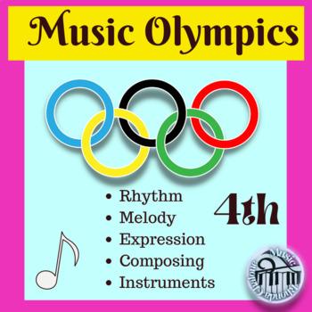 Music Olympics Grade 4